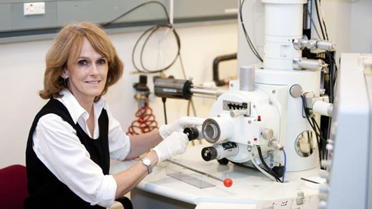 Dr Cathy Foley, the new CSIRO chief scientist.