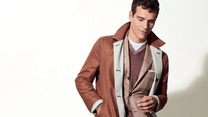 If men want a good sense of style, start by ditching sportswear