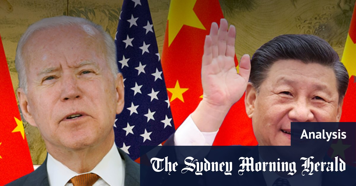 'A competition to win the 21st century': US Senate passes anti-China bill – Sydney Morning Herald