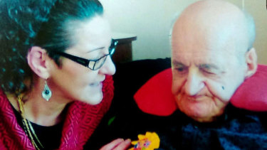 Noleen Hausler detailed how her vulnerable 89 year old father who had dementia was assaulted.