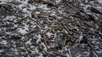 The mystery of the Himalayas' Skeleton Lake