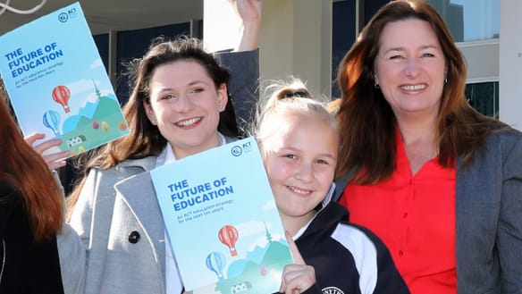 Canberra schools face shake-up under new 10-year plan