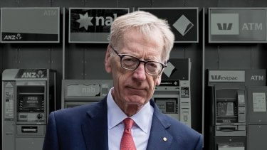 The banking royal commission, led by Kenneth Hayne, considered claims there had been misconduct in relation to grandfathered commissions in superannuation.