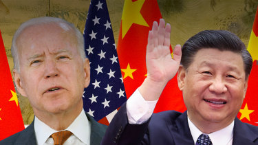 Joe Biden proposed to Mr Xi that the leaders hold the summit in an effort to break an impasse in US-China relations.
