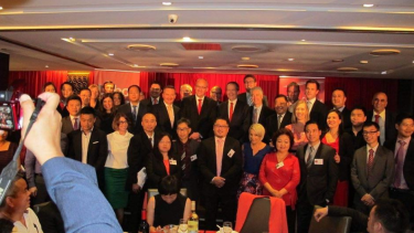 The 2015 Chinese Friends of Labor fundraising dinner.