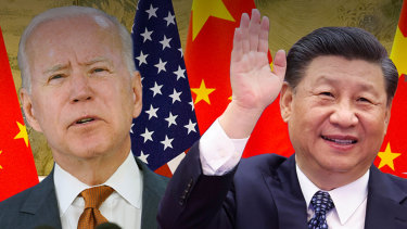US President Joe Biden and Chinese President Xi Jinping made speeches at the UN overnight.