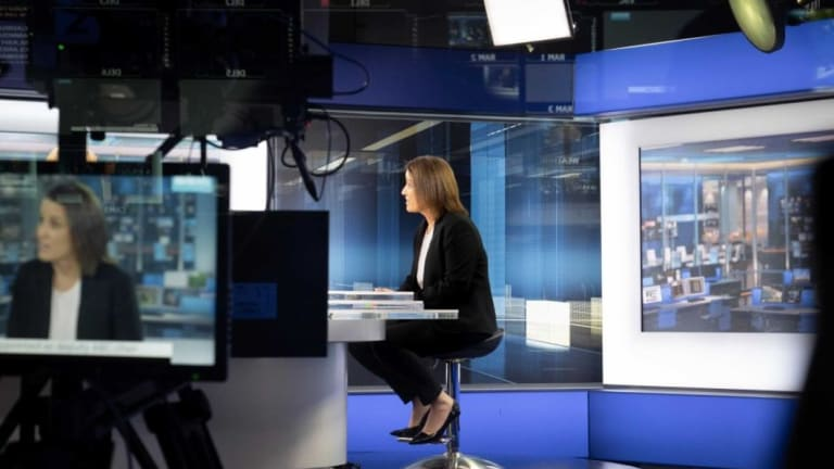 Acting ABC chairwoman Kirstin Ferguson, despite sitting at the top of the public broadcaster, seemingly dislikes releasing even a modicum of information to the public.