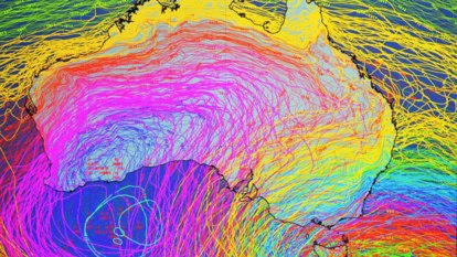 'I know I'm a weather geek, but I'd love to see that': the BoM's new three-week 'outlooks'