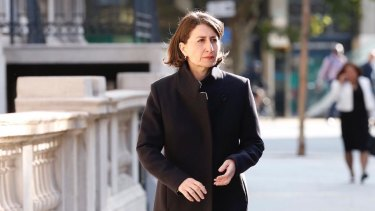 NSW Premier Gladys Berejiklian is open to amending abortion decriminalisation bill in upper house.