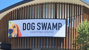 The attack happened in the carpark of Dog Swamp Shopping Centre.
