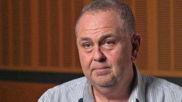 ABC's Sydney-based caller Andrew Moore.