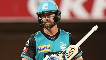 Alex Ross will make his debut for the Sydney Thunder against his former team the Brisbane Heat on Tuesday.