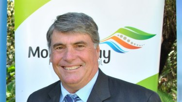 Moreton Bay mayor Allan Sutherland.