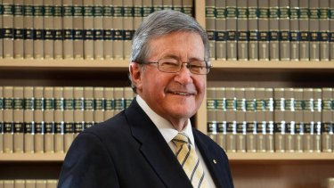 Former WA Supreme Court chief justice Wayne Martin QC has proposed a complete re-write of the state's controversial criminal property confiscation laws.