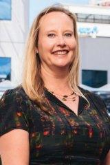 YWCA executive director Frances Crimmins.
