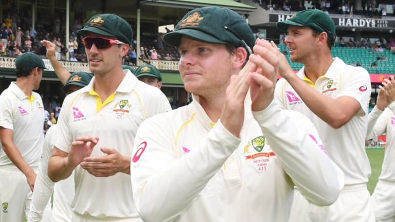 Ignominy: The suspension of Steve Smith was just one of the many dramas for Cricket Australia in the past 12 months.