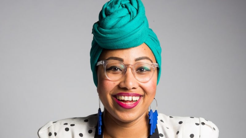 Image result for Yassmin Abdel-Magied gets deported from US