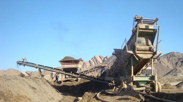The Abu Dabbab mine remains un-explored.
