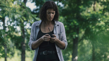 Anne (Pollyanna McIntosh), aka Jadis, had a surprising role to play in Rick's exit from the show.