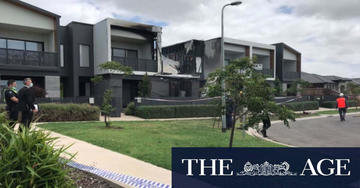 'We smashed the garage door in': Two dead in suspicious Point Cook fire – The Age