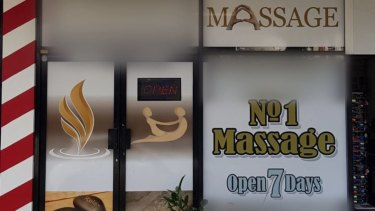 Massage parlour owner charged in relation to unlawful prostitution