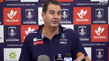 Lyon said he looked at Hamling's tactics this week and didn't see an issue with them.