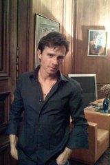 Alexandre Despallieres in 2011.