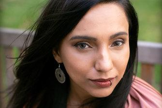 Australian citizen Zara Kay runs the women's rights group Faithless Hijabi