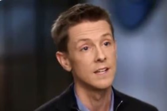 Facebook co-founder Chris Hughes.