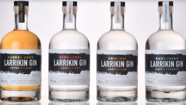 Larrikin Gin is now available in Perth from all good liquor outlets.
