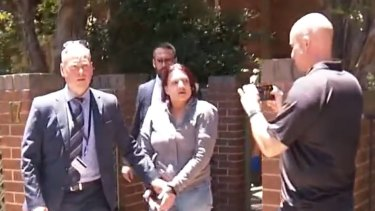 Narelle Smith has been charged over the murder of Peter McCarthy.