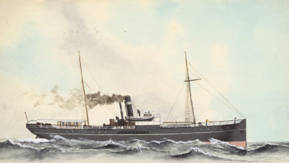 From the Archives 1887: Cyclone destroys pearling fleet off WA coast
