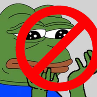 The far right has co-opted cartoon character Pepe the Frog as a symbol for hate, a fact not understood by many teens who share its image online.