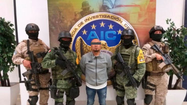 "Drug trafficker and fuel thief Jose Antonio Yepez known as ""El Marro"" has been arrested."
