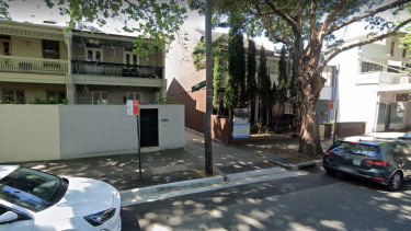 The man was allegedly detained and assaulted at his Surry Hills home.