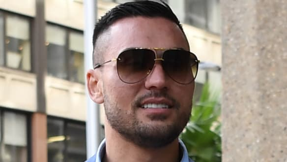 'Guest of Her Majesty': Mehajer represents himself in court from jail