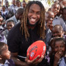 Heartbreaking Kenya trip an eye-opener for Eagles superstar
