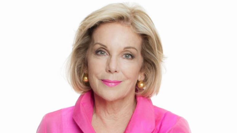 Ita Buttrose won't be attending the royal wedding for Channel Ten.