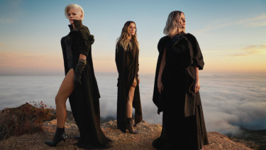 The Chicks, formerly known as The Dixie Chicks, are back with their fifth studio album, Gaslighter.