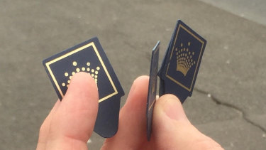 Crown allegedly gave gamblers plastic picks to jam pokies buttons.
