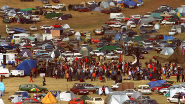 Earthcore in 2001.