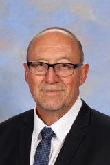 Brett Cumming, principal of Broken Hill North Public School.