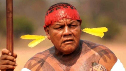 Brazilian Indigenous leader Aritana dead from COVID-19