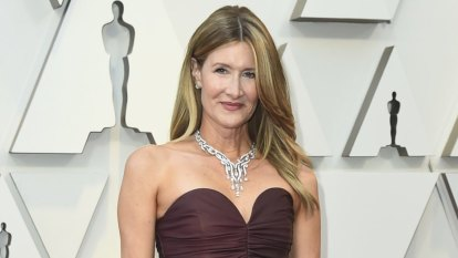 'Just now becoming a movie star': Laura Dern is at the peak of her powers