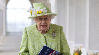 The Queen is our head of state, but she's not Australian.