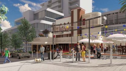 Curtain call? The ambitious plan to transform a retail strip to save an iconic Perth cinema