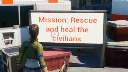 Fortnite makers and Red Cross create game to save lives