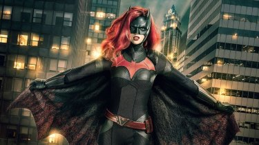 Gotham City to San Diego: Ruby Rose's Batwoman is making her debut at Comic-Con.