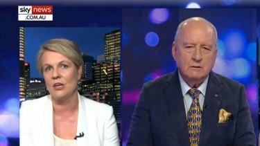 Sky News Australia wants a free-to-air future for hosts like Alan Jones.