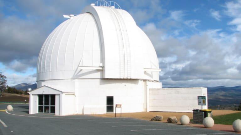 Mount Stromlo Observatory.